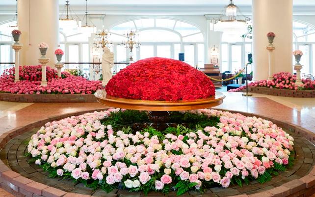ホテルヨーロッパ 四季折々の花と香りに包まれてイメージ