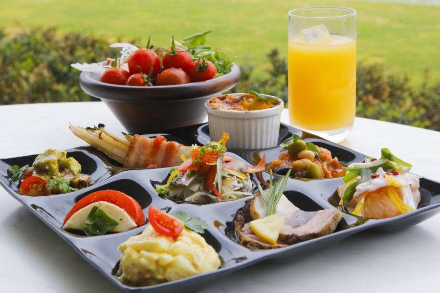 健康レストランAURA ブッフェイメージ