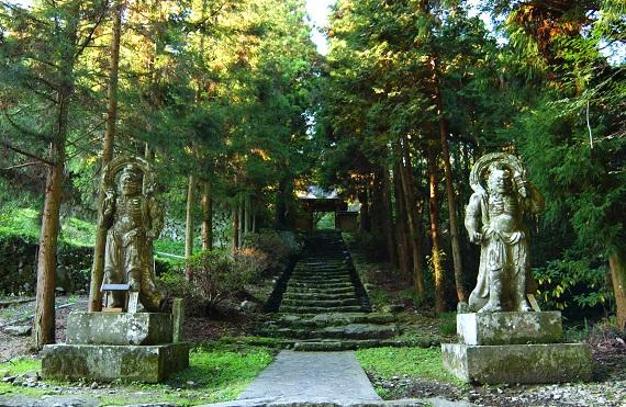 神と仏が息づく文化の地・国東と伝説の島姫島探訪 2日間イメージ
