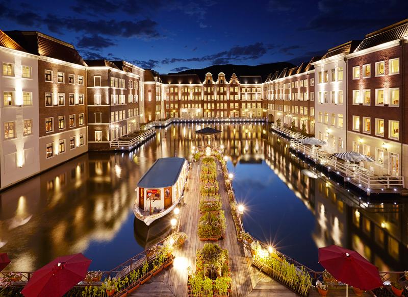 〈宿泊のみ〉ハウステンボス「ホテルヨーロッパ・スタンダード」2020年7~9月イメージ