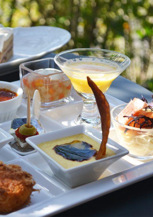 糸島野菜フレンチレストラン「太陽の皿」とおいしいものめぐりイメージ