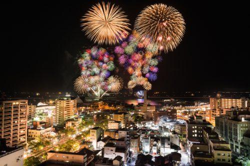 かごしま錦江湾サマーナイト大花火大会【有料観覧席】イメージ