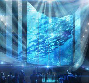 リニューアルオープン!関門海峡ミュージアムとリーガロイヤルホテル小倉「リートス」ランチビュッフェイメージ