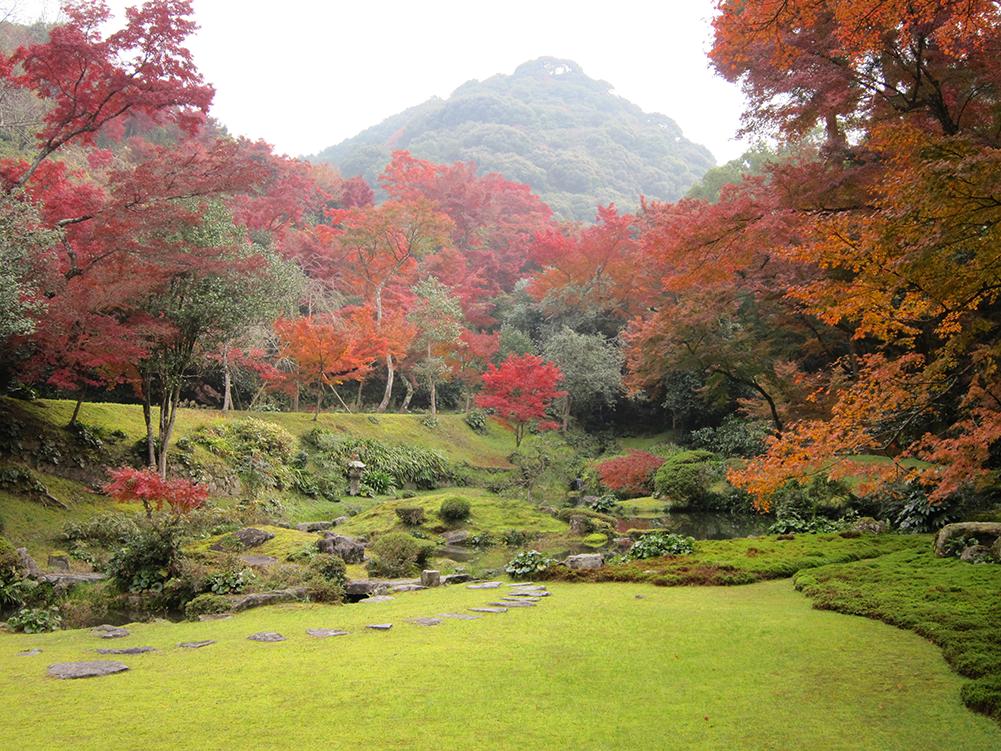 清水寺本坊庭園イメージ