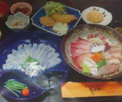 「福を呼ぶ」鷹島ふぐ満腹料理と元寇の歴史探訪イメージ