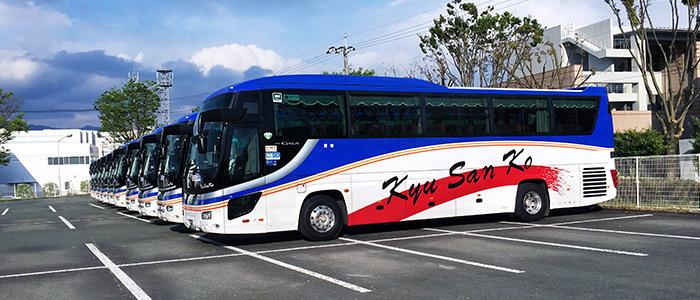 貸切バス運転士