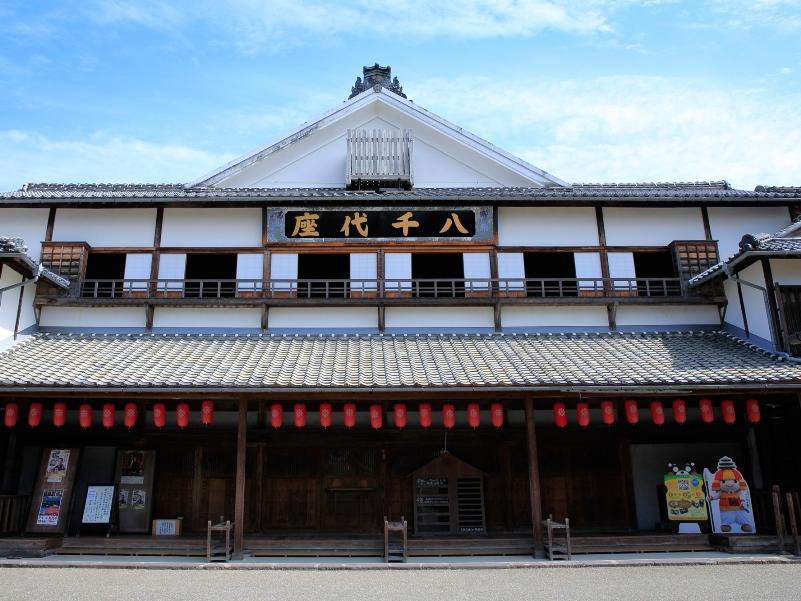 日本遺産・豊前街道ぶらり旅 米米惣門ツアーと八千代座見学イメージ