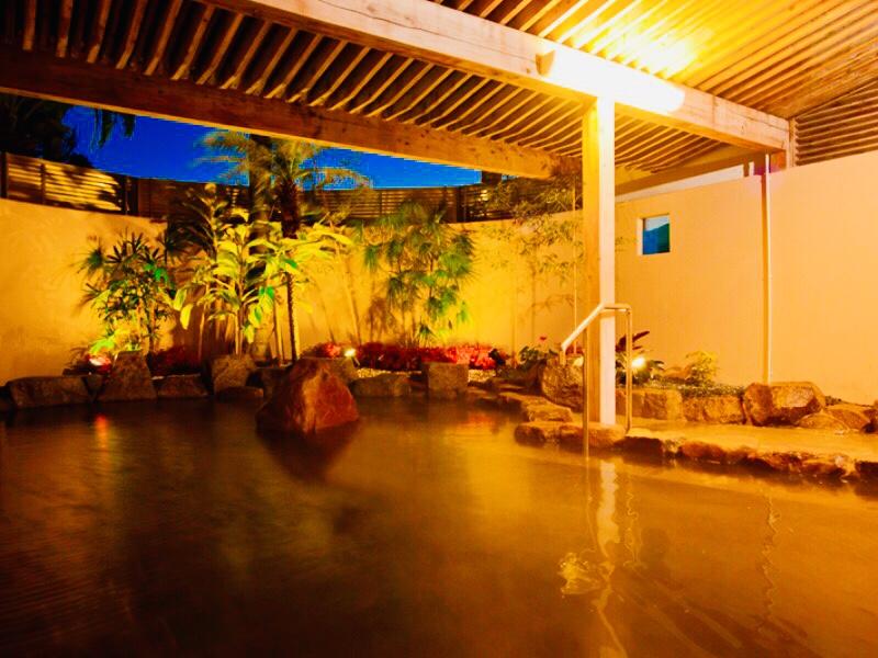 お泊まりバス旅:美肌の天然温泉リゾート!宮崎観光ホテルイメージ